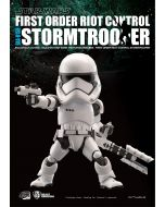 "Beast Kingdom Marvel Egg Attack Action EAA-015R - First Order Riot Control Stormtrooper ""Star Wars: The Force Awakens"""