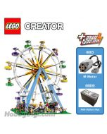 LEGO Creator 10247: Ferris Wheel with Power Functions