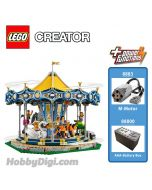 LEGO Creator 10257: Carousel with Power Functions