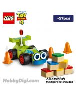 LEGO 散裝淨機 Toy Story 4: Toy Story 4 RC car and Bricks