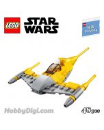 LEGO Star Wars Polybag 30383: Naboo Starfighter