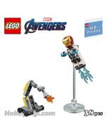 LEGO Marvel Polybag 30452: Iron Man and Dum-E