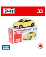 Tomica Diecast Model Car No33 - Volkswagen THE BEETLE