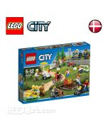 LEGO City 60134: Fun in the Park - City People Pack