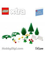 LEGO Xtra Polybag 40310: Botanical Accessories