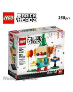 LEGO Brickheadz 40348: Birthday Clown