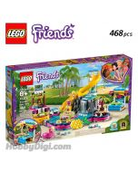LEGO Friends 41374: Andrea's Pool Party