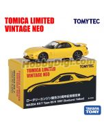 TOMYTEC Tomica Limited Vintage NEO 限定合金車 - TLV Mazda 轉子引擎誕生30週年紀念 Mazda RX-7 Type RS-R 1997(Sunburst Yellow)