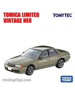 TOMYTEC Tomica Limited Vintage NEO 合金車 - LV-N213a 日産Skyline Autech version (黃綠色)