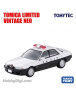 TOMYTEC Tomica Limited Vintage NEO 合金車 - LV-N212a 日産Skyline 4 Door Sports sedan Patrol Car (茨城縣警察)