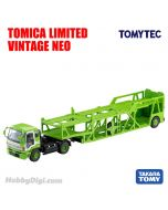 TOMYTEC Tomica Limited Vintage NEO 合金車 - LV-N225a Isuzu 810EX Car Transporter (Green)