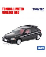TOMYTEC Tomica Limited Vintage NEO 合金車 - LV-N158c Honda Civic Type R 97 Year Type (黑)