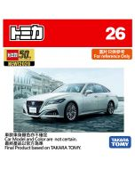 [2020新車貼] Tomica 合金車 No26 - Toyota Crown