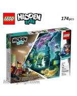 LEGO Hidden Side 70418: J.B.'s Ghost Lab