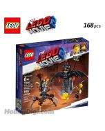 LEGO the LEGO Movie 2 70836: Battle-Ready Batman and MetalBeard