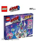 LEGO the LEGO Movie 2 70838: Queen Watevra's 'So-Not-Evil' Space Palace