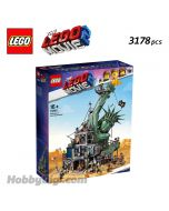 LEGO the LEGO Movie 2 70840: Welcome to Apocalypseburg!