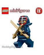 LEGO Minifigures 71011 Series 15: Kendo Fighter