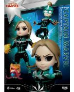 Beast Kingdom Marvel Egg Attack Action EAA-075SP - Captain Marvel (Carol Danvers Star Force Ver.)