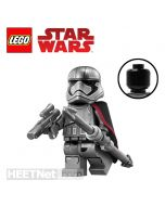 LEGO 散裝人仔 Star Wars: Captain Phasma with Blaster and Spear