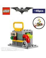 LEGO Loose Decoration Batman Movie: The Power Plant Mini Build