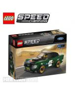 LEGO Speed Champions 75884: 1968 Ford Mustang Fastback