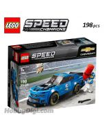 LEGO Speed Champions 75891: Chevrolet Camaro ZL1 Race Car
