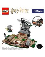 LEGO Loose Decoration Harry Potter: Little Hangleton Graveyard