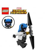 LEGO Loose Minifigure Marvel: Proxima Midnight with Spear