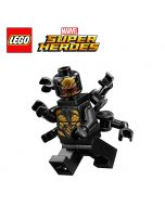 LEGO Loose Minifigure Marvel: Outrider with Extended Arms