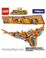 LEGO 散裝淨機 Marvel: The Guardians Ship in Infinity War