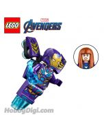 LEGO 散裝人仔 Marvel: Rescue (Pepper Potts)