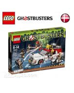 LEGO Ghostbusters 75828 Ghostbusters Ecto-1 & 2