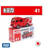 Tomica Diecast Model Car No41 - Morita Fire Engine Typr CD-1