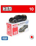 Tomica Diecast Model Car No10 - LOTUS EXIGE R-GT