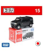 Tomica Diecast Model Car No15 - HUMMER H2