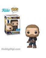 Funko IE Pop! Marvel系列 299: Avengers Infinity War - CaptAmercia w/Shield