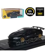 Paragon PARA64 1:64 合金模型車 - Liberty Walk BMW i8 Black (LHD)