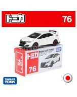 Tomica Diecast Model Car No76 - Honda Civic Type R