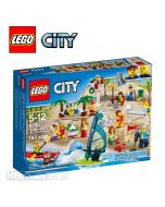 LEGO City 60153: People Pack - Fun at the Beach