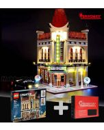 Briksmax 專用燈光組件 + LEGO Creator 10232 : Palace Cinema