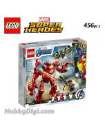 LEGO Marvel Superheroes 76164 : Iron Man Hulkbuster