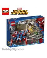 LEGO Marvel Superheroes 76148: Spider-Man vs. Doc Ock