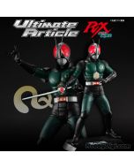 Megahouse Ultimate Article 可動模型 - 幪面超人 Black RX (魂商店限定)
