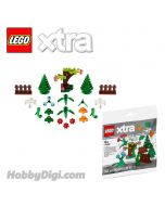 LEGO Xtra Polybag 40376: Botanical Accessories
