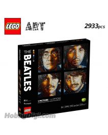 LEGO Art 31198 : The Beatles