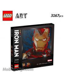 LEGO Art 31199 : Marvel Studios Iron Man