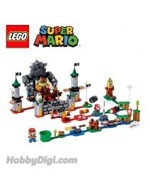 LEGO Super Mario 71360|71369|71366 :  Bowser's Castle Boss Battle Set