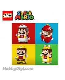 LEGO Super Mario 71370-71373 : Mario Power-Up Pack
