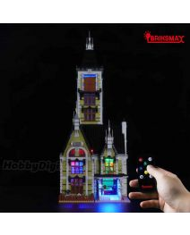 Briksmax 專用燈光組件 LEGO Creator Expert 10273: Haunted House